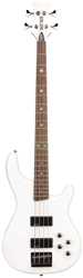 Daisy Rock; Rock Candy Bass; White Lightning