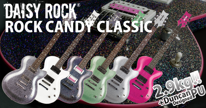 ROCK CANDY CLASSIC