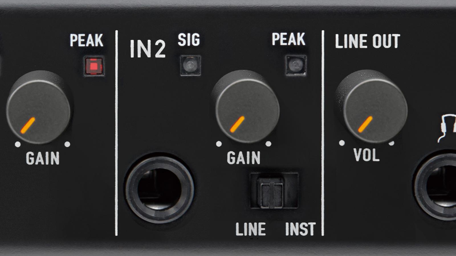 Us 1x2 Features Tascam International Website Audio Preamplifier Line Driver