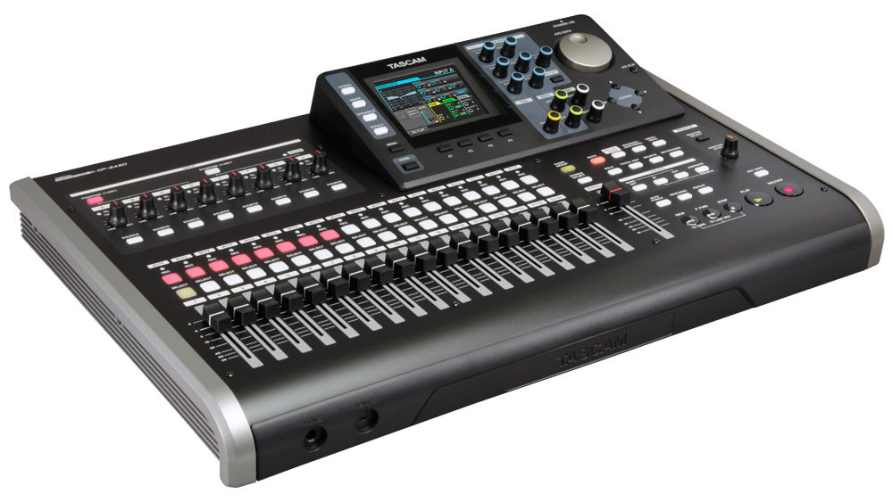 DIGITAL MULTITRACK PORTASTUDIO RECORDERS